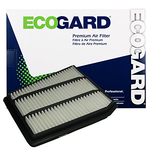 ECOGARD XA5206 Premium Engine Air Filter Fits Acura RL 3.5L 1996-2004