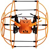 ToyPark RC Drone, 2.4GHz Remote Control Climbing Wall Aircraft with 6 Axis RC Model Quadcopter