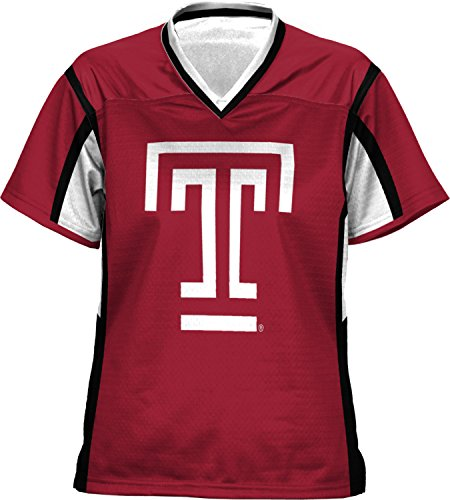ProSphere Women's Temple University Scramble Football Fan Jersey - Pa Shopping In State College
