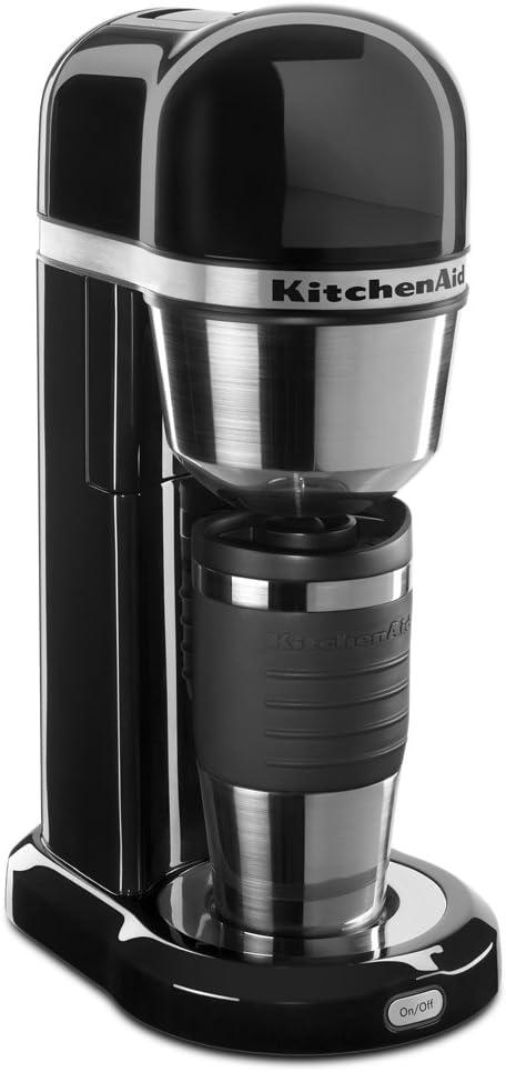 KitchenAid KCM0402OB Independiente - Cafetera (Independiente ...