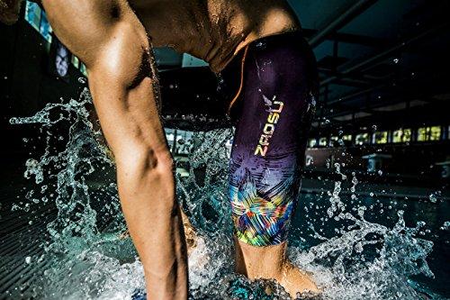 ZAOSU Z-Safari Wettkampf-Schwimmhose - Jammer für Herren & Jungen
