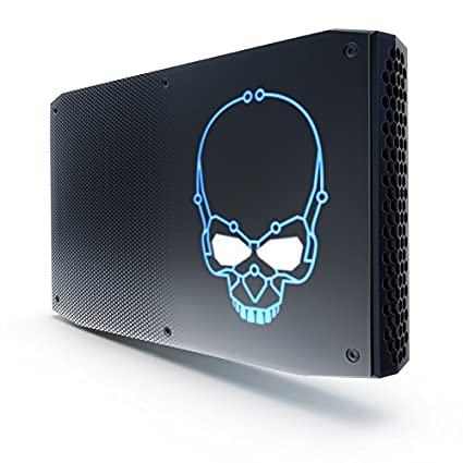 Intel NUC 8 Performance-G Kit (NUC8i7HVK) - Core i7 100W, Add't Components  Needed