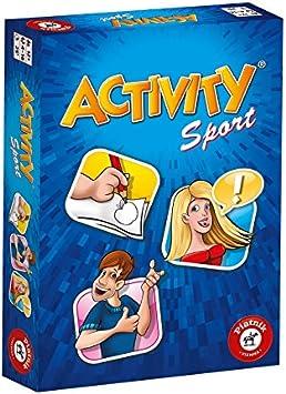 Piatnik Activity Sport Niños y Adultos Juego de Mesa de Palabras - Juego de Tablero (Juego de Mesa de Palabras, Niños y Adultos, Niño/niña, 12 año(s), 110 Pieza(s), Paul Catty, Ernst Führer):