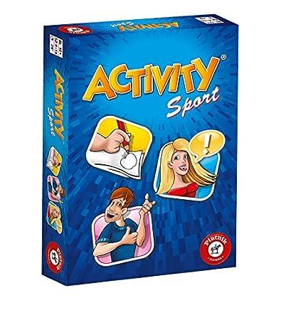 Piatnik Activity Sport Niños y Adultos Juego de Mesa de Palabras ...