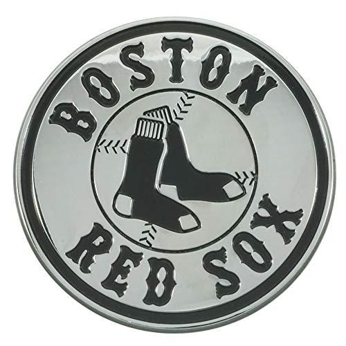 FANMATS MLB - Boston Red Sox Chrome Emblem ()