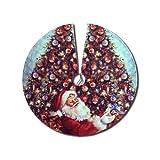 LNL33053 Tree Skirt, Santas Finishing Touch