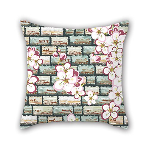PILLO Cushion Cases Of Wall,for Dining Room,monther,drawing Room,christmas,kids 18 X 18 Inches / 45 By 45 Cm(double Sides) (Quicksilver Bedding Full)