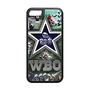 Dallas Cowboys Cell Phone Case for Iphone 5C