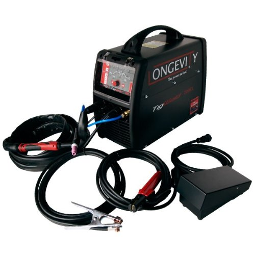 LONGEVITY Tigweld 200 EX 200AMP AC DC Tig Stick Welder With Pulse Square Wave Setting