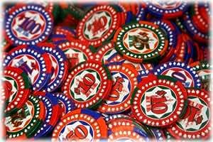 Chocolate poker chips las vegas