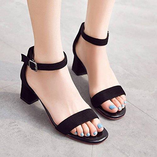 Mujer Tac de Zapatos de Sandalias q5xgHCz