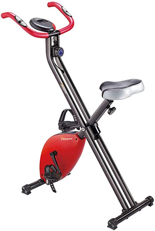 Ciclismo Indoor Bicicleta estática Compacto plegable magnético ...