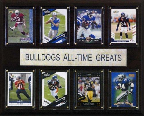 NCAA Football Georgia Bulldogs All-Time Greats Plaque