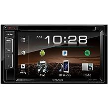 "Kenwood DDX25BT 6.2"" 2-Din In-Dash DVD Monitor Bluetooth Receiver Sirius/MP3/WMA"