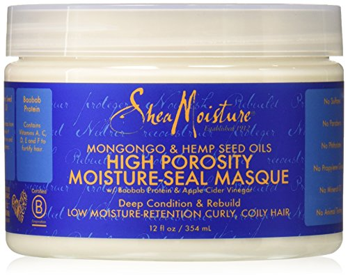 Shea Moisture High Porosity Seal Masque, 12 - Outlets Mass Lee Lee