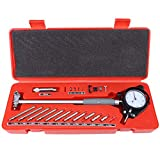 Dial Bore Gauge Set, Dial Bore Gauge 50-160MM Diameter Indicator Measuring Engine Cylinder Tool Kit
