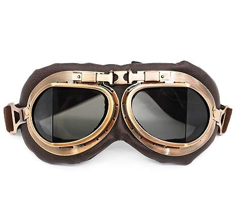 Amazon.com: Gafas de motocicleta Nuoxinus para adultos, para ...