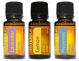 doTERRA Beginner's Trio Essential Oils