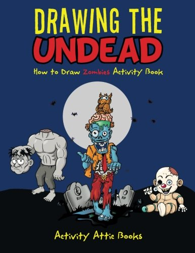 drawing and painting the undead - 3