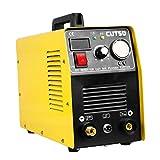 PanelTech 110V/220V Portable Electric Digital Plasma Cutter 50AMP CUT50 Digital Inverter w/LCD Display