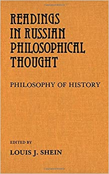 Book Readings in Russian Political Thought: Philosophy of History