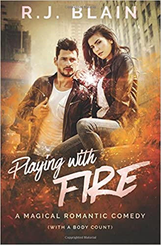 Amazon Com Playing With Fire A Magical Romantic Comedy