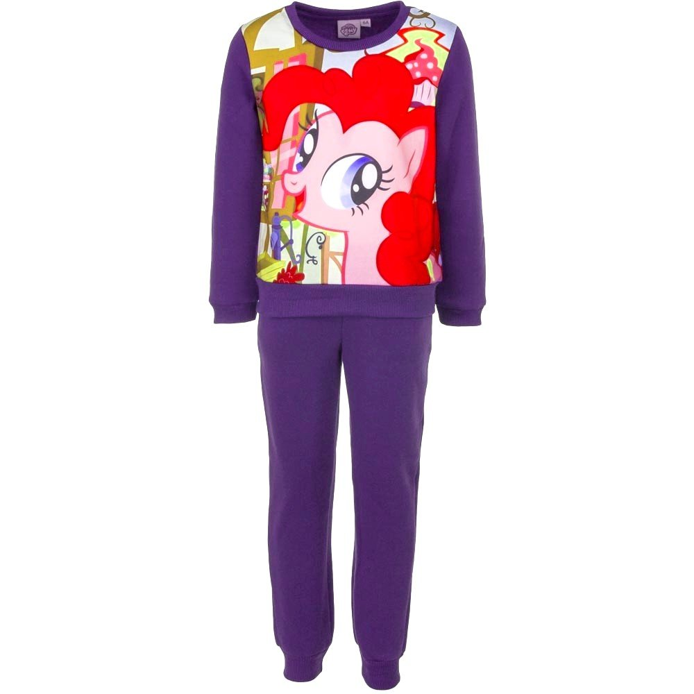 My Little Pony Jogginganzug , Art. 6783, lila, Gr. 98 - 128 Gr. 116 333876JAPONYLIc-116