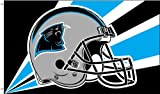NFL Carolina Panthers 3-by-5 Foot Helmet Flag Review