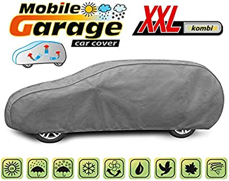Autoplane Vollgarage geeignet f/ür Mercedes E-Klasse S212 2009-2016 Mobile XXL Kombi