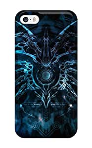 Ortiz Bland TinRaZB2372dIGZq Case For Iphone 5/5s With Nice Blazblue Anime Appearance