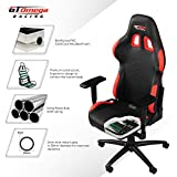GT OMEGA PRO Racing Gaming Chair with Ergonomic