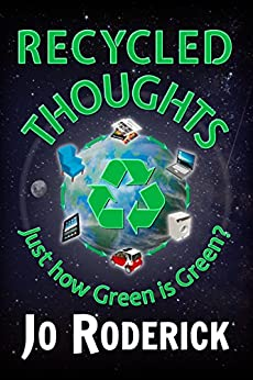 Recycled Thoughts Environmental Repurposing Sustainability ebook product image