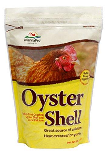 Manna Pro Oyster Shell 5 Pounds