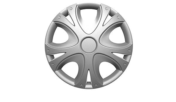Kia Picanto (2004 - 2011) 14 Inch Dynamic Tapacubos de aleación de coche Set de 4: Amazon.es: Coche y moto