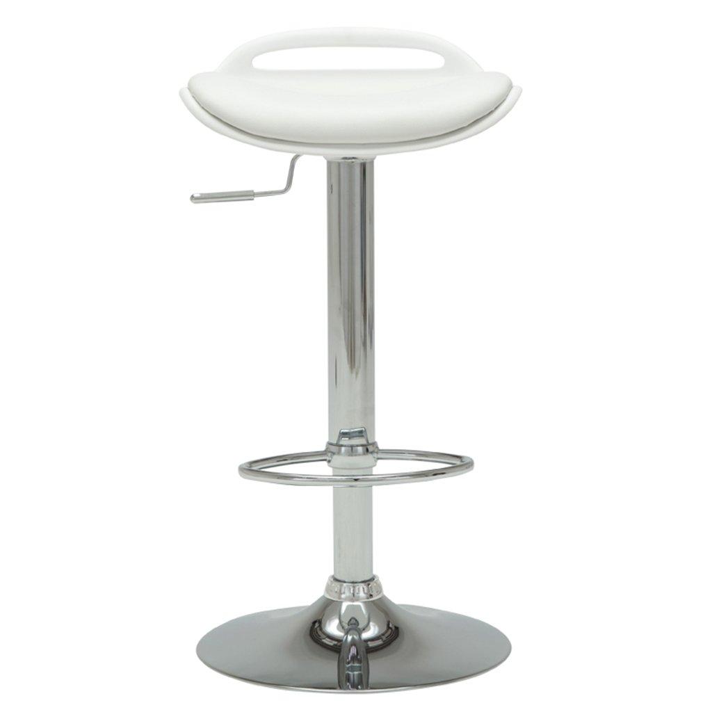 JCRNJSB® バースツール、コンチネンタルバーチェア回転可能な椅子家庭用モダンシンプルなフロントデスクバースツールバースツール 回転、シンプル (色 : #1) B07CZVGC49 #1 #1