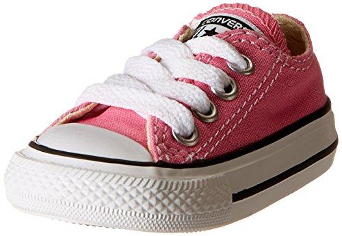 Converse Chuck Taylor All Star, Zapatillas de Lona Infantil Rosa (rose)