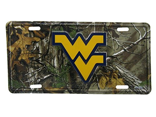 (AES West Virginia Mountaineers Realtree Camouflage 6