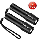 Tactical Flashlight, Komking Waterproof Ultra Bright LED Flashlight - Best Reviews Guide