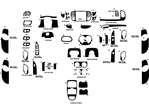 02 f150 supercrew interior parts - 7