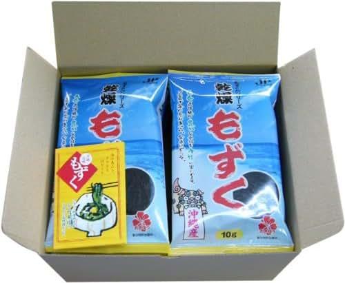 Okitomo Okinawa dry mozuku 10gX10 bags
