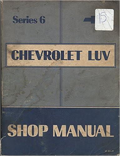 manual chevrolet luv 2 3 descargar