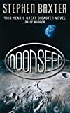 Front cover for the book Moonseed by Stephen Baxter