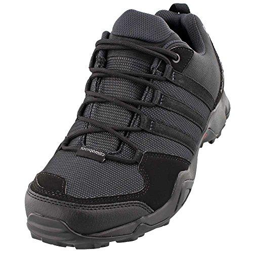 Adidas Outdoor AX2 CP Hiking Shoe - Black / Granite / Dark Grey - Mens - 10.5