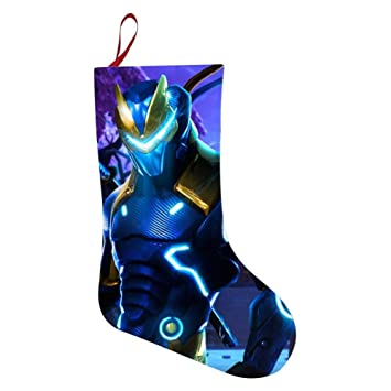 for_T_Nite Omega Ninja Classic Christmas Stockings 3D Printed Santas Sock for Carry...