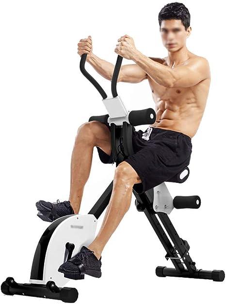 A~LICE&JS Máquina de Bicicleta Plegable para Ejercicios ...