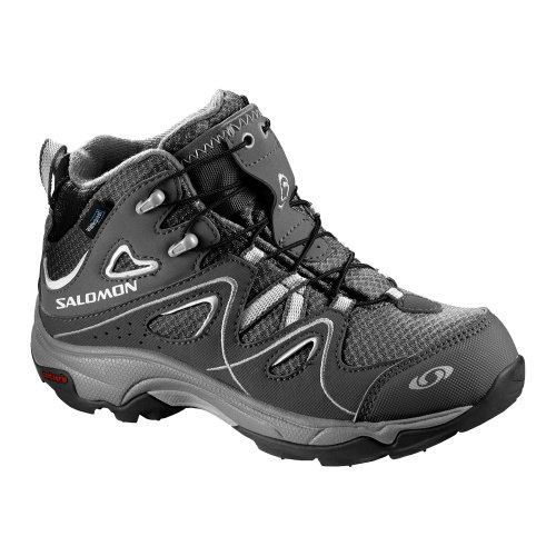 SALOMON Trax Mid WP K Kinder Hikingschuhe (119578) UK 3