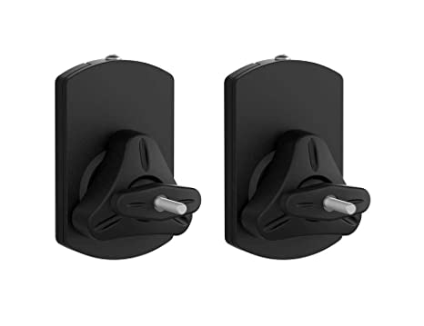 Universal Bookshelf Speaker Wall Mount 2 Pack By Sewell Direct