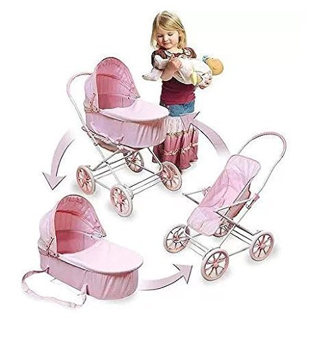 Dolls Prams And Furniture - 4