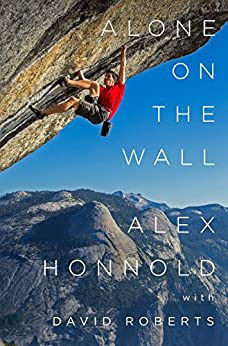 Alone on the Wall by [Honnold, Alex]