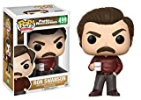Funko Pop Television: Parks and Recreation - Ron Swanson Figure